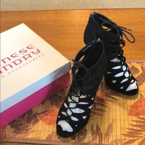 Chinese laundry high heel shoes